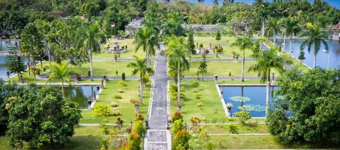 Water Palace Karangasem Bali