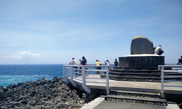 Lokasi Water Blow Bali