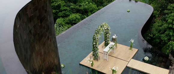 The Most Romantic Place to Marry in Bali