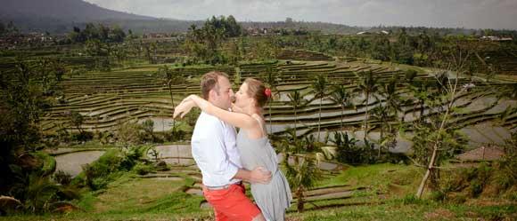 Pre Wedding Di Jatiluwih Tabanan Bali