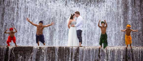 Tukad Unda Pre Wedding Bali