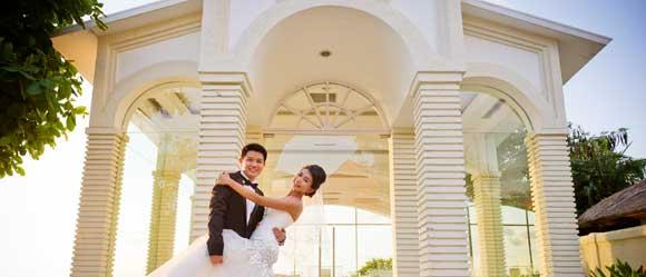 blue point chapel foto pre wedding bali