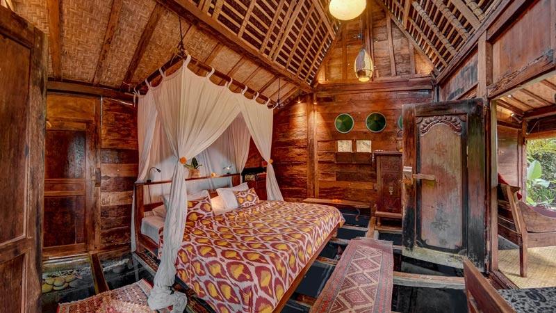 Bambu Indah Ubud - Hotel Unik Di Bali
