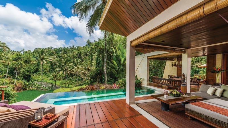 Four Seasons Resort Sayan Ubud - Hotel Unik Di Bali