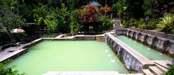 Air Panas Banjar Bali - Itinerary Liburan Ke Bali 10 Hari