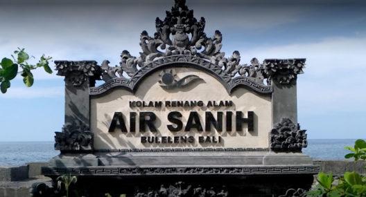 Air Sanih Singaraja Bali