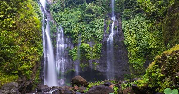 Sekumpul Waterfall Buleleng