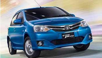 Toyota Etios Indonesia Terbaru