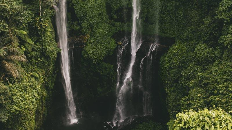 Waterfall Terindah Di Bali