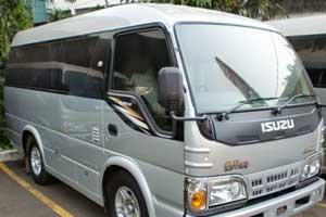 Rental Isuzu ELF 14 Seat Bali