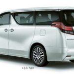 Tampilan Belakang All New Toyota Alphard Indonesia