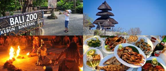 Bali Paket Tour Ubud Uluwatu