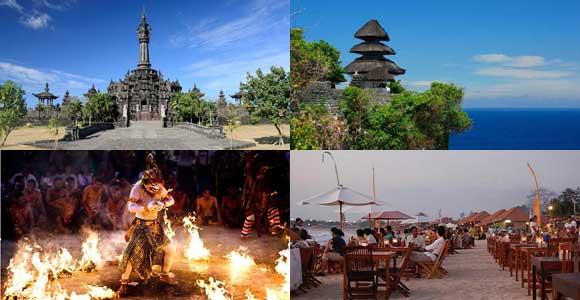 Paket Wisata Denpasar Uluwatu Bali