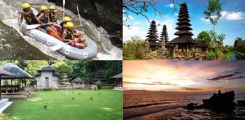 Paket Ayung Rafting Tour Bali