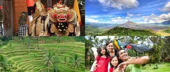 Paket Wisata Ubud Kintamani Full Day