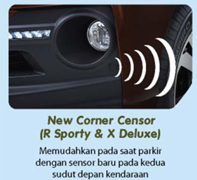 Corner Sensor