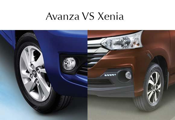 Desain Velg Avanza VS Xenia