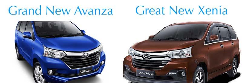 Perbedaan Grand New Avanza vs Great New Xenia