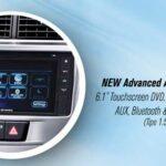 Sistem Audio Toyota Avanza Baru