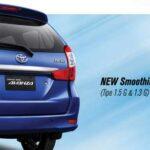 Tampilan Belakang Toyota Grand New Avanza