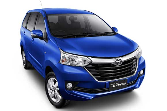 Grand New Avanza Indonesia