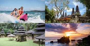 Paket Water Sport Tanah Lot Tour Bali