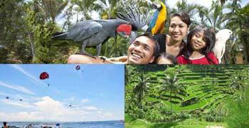 Paket Water Sports Ubud Tour Bali