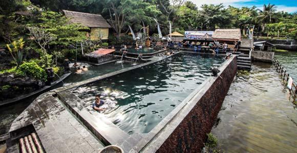 Pemandian Air Panas Toya Bungkah Kintamani