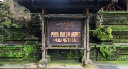 Pura Dalem Agung Padangtegal Ubud Bali