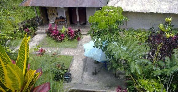 Kebun Kolam Angseri Tabanan