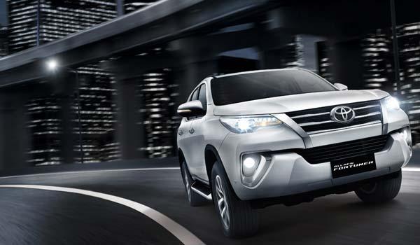 Fitur Eksterior All New Toyota Fortuner Indonesia