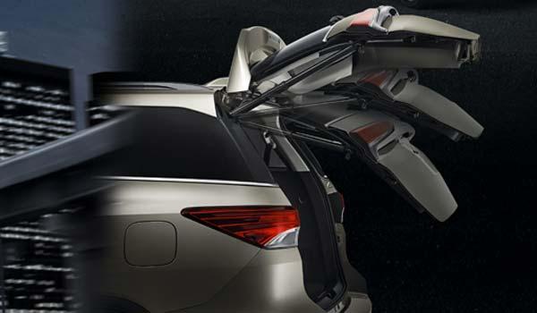 Power Back Door Toyota Fortuner