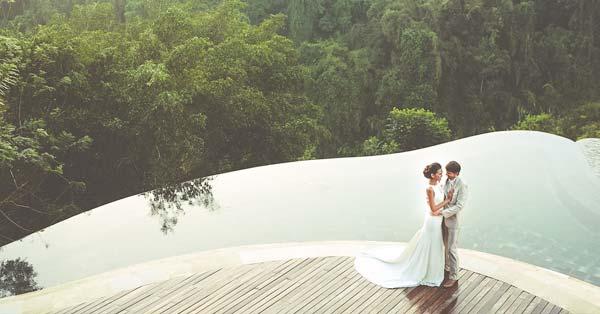 4 Tempat Menikah Di Ubud