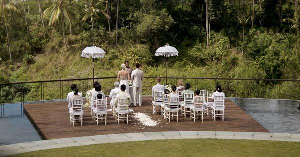 Menikah Di Kamandalu Resort Ubud