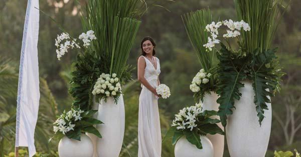 Pernikahan Di Four Seasons Sayan Ubud