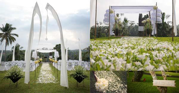 Tempat Menikah Alila Ubud