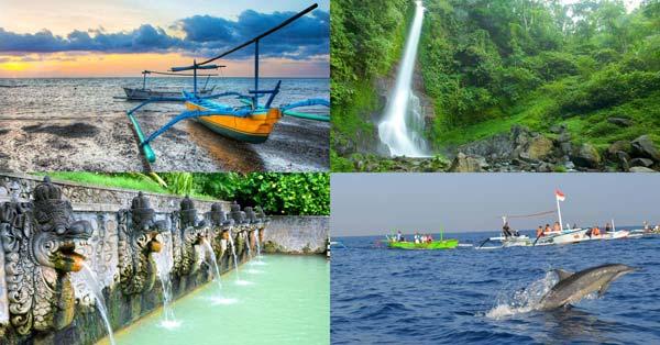 Wisata Kabupaten Buleleng - Harga Tiket Masuk Wisata Di Bali