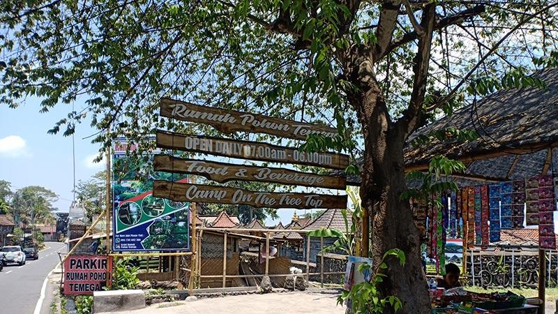 Lokasi Rumah Bambu