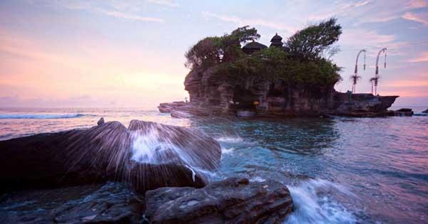 Jarak Tanah Lot Ke Tempat Liburan Bali