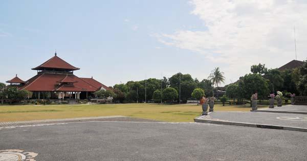 Lapangan Puputan Klungkung