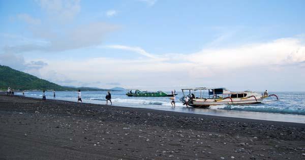 Pantai Kusamba Tempat Wisata Di Klungkung