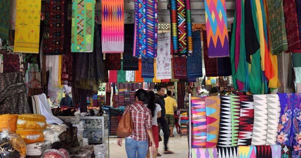 Pasar Seni Kota Semarapura