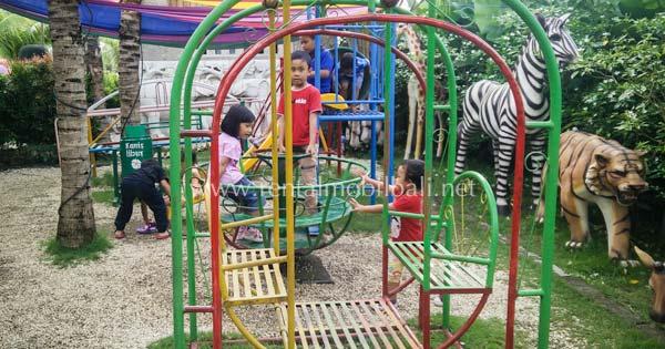 Taman Bermain Anak - Tempat Wisata Di Bali
