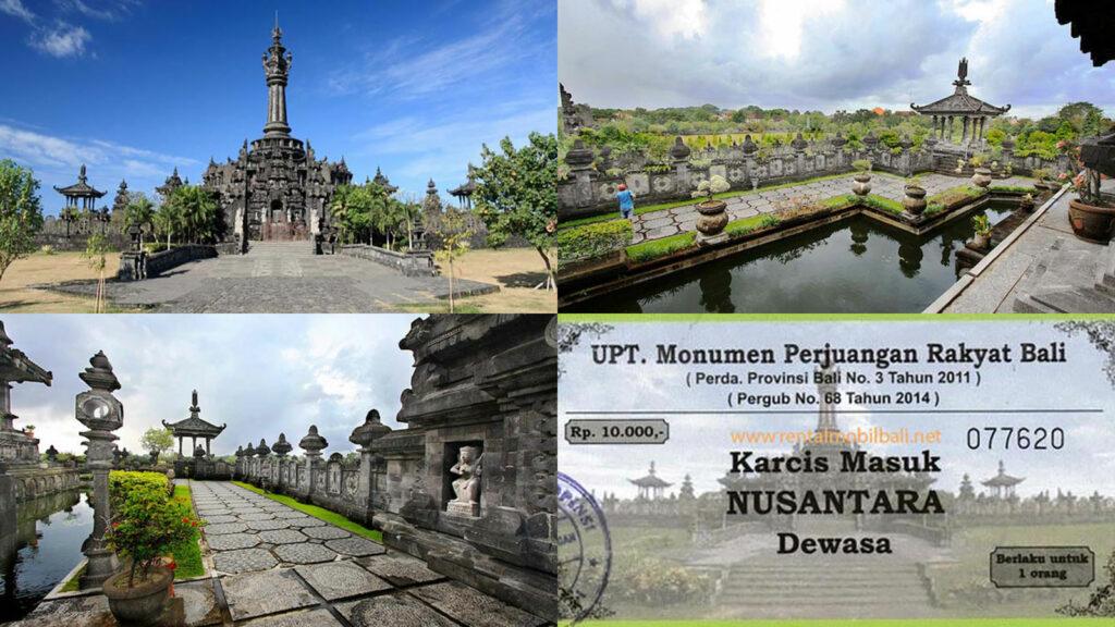Harga Tiket Masuk Monumen Bajra Sandhi