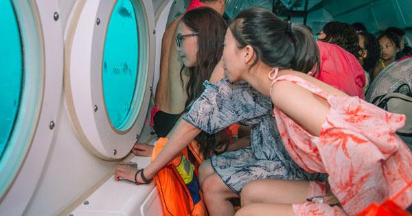 Wisata Kapal Selam Odyssey Submarine Bali