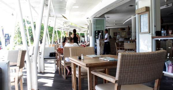 Cafe Sardinia Kuta Beachwalk Mall