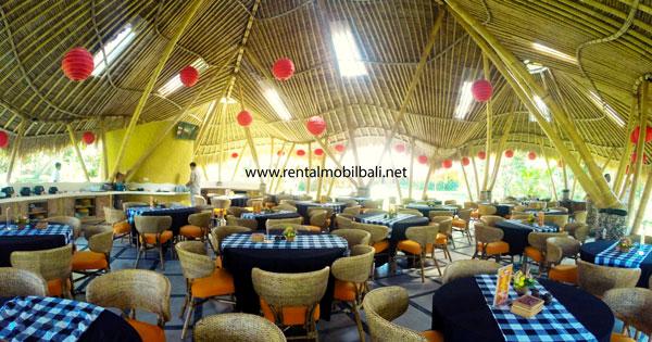 Restoran Sobek Rafting Ayung Ubud