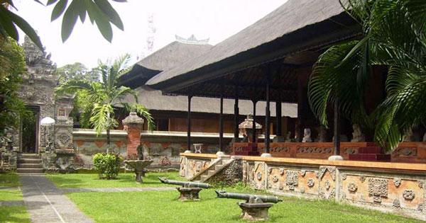 Objek Wisata Museum Bali Kota Denpasar