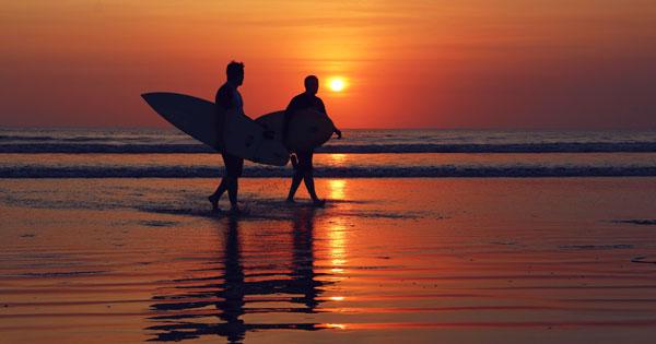 Aktivitas Wisata Sekitar Kuta Bali