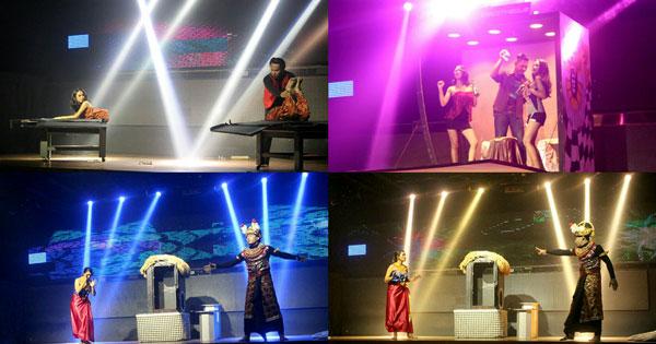 Kuta Theatre Magic Show Bali